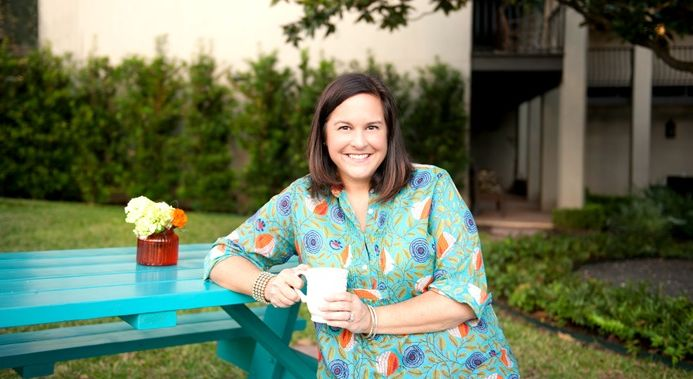 Milk and Honey Magazine interview with author Kristin Schell about her new book, The Turquoise Table, which encourages women to focus on community in their neighborhoods!