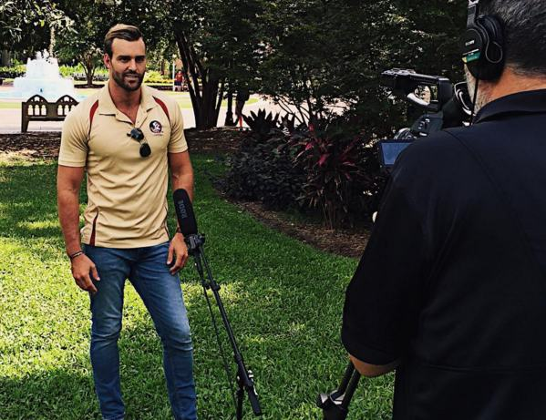Milk and Honey Magazine interviews Robby Hayes from the reality TV show, the Bachelor, about finding love, his fitness/diet, his dreams and plans, and his 10 year goals!