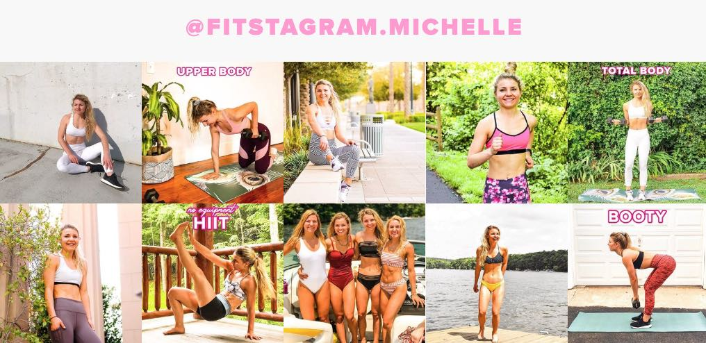 Milk and Honey Magazine's blogger Fitstagram Michelle explains overcoming eating disorders through Jesus, faith, scripture, and loving our bodies as His temples!