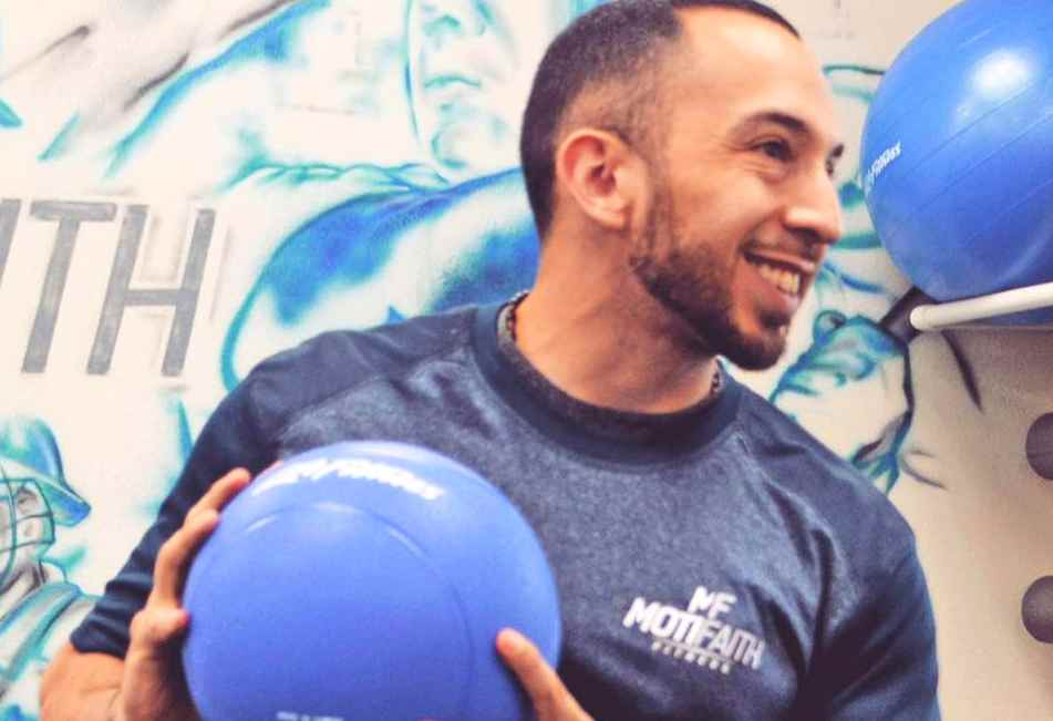 Milk and Honey Magazine interview with fitness expert and gym owner Lex about health tips, nutrition, fitness ideas, and his faith in Jesus Christ!