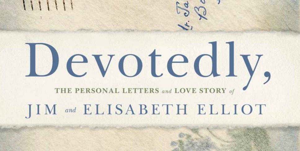 Milk and Honey Magazine interview with Valerie Elliot, the daughter of Jim Elliot and Elisabeth Elliot, on new book Devotedly, detailing their love story through letters.