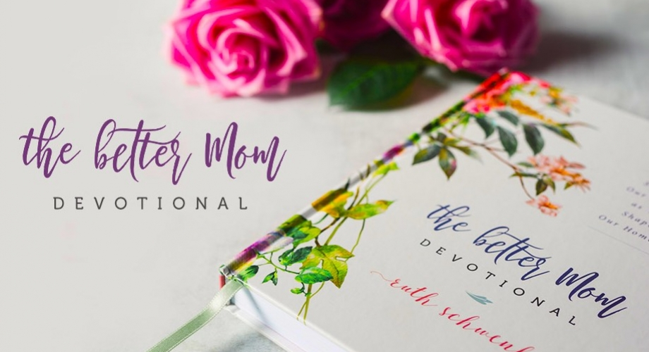 Milk and Milk and Honey Magazine chat with the founder of the The Better Mom blog, Ruth Schwenk, about her new Christian devotional to overcome mom guilt!
