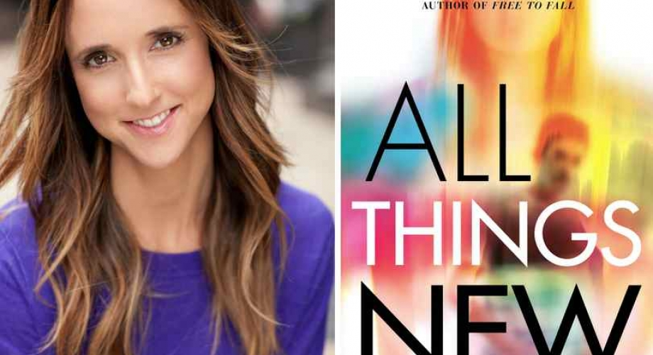 Milk and Honey Magazine article with author Lauren Miller on her new book All Things New about overcoming anxiety and stress with help from Jesus!