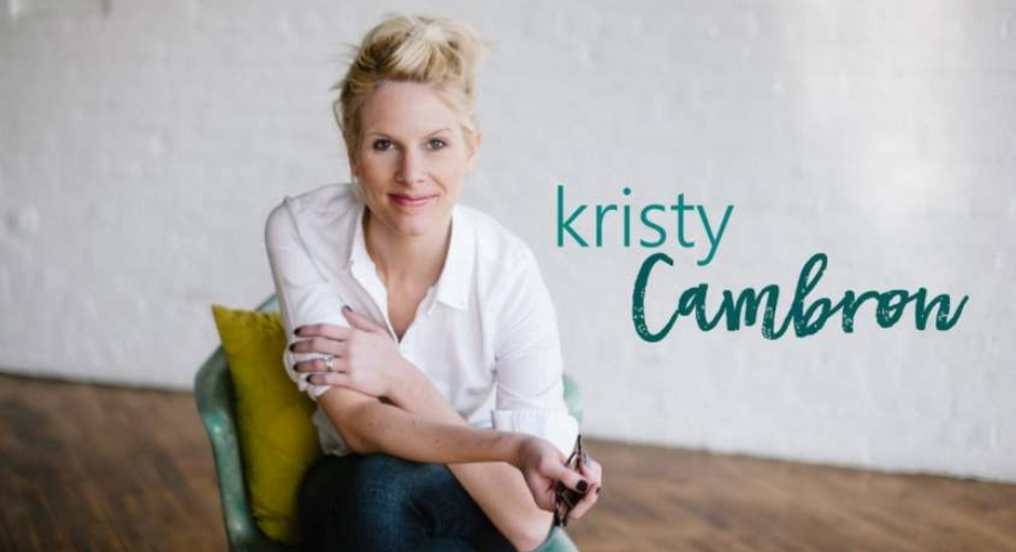 Milk and Honey Magazine was lucky enough to have a chat with author Kristy about life as an author, encouragement for young women, and how to stay healthy (spiritually and physically)!