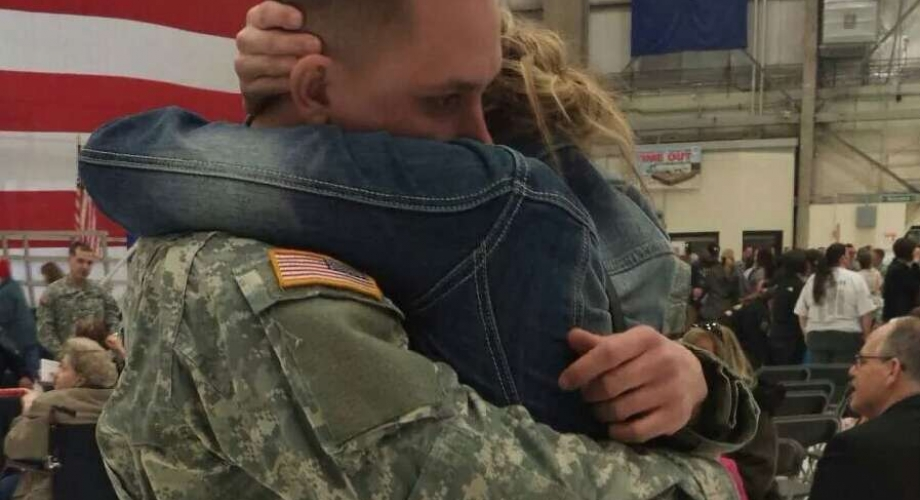 Relationship with a soldier