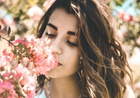 Milk and Honey Magazine compares young women to beautiful, blooming flowers.