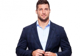 "Milk and Honey Magazine review on Tim Tebow's book ""Shaken,"" about faith, hope, and love."