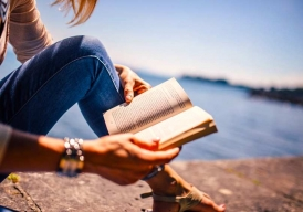 Milk and Honey Magazine's book suggestions for Christian women needing a relaxing novel!