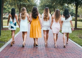 Milk and Honey Magazine gives advice on how to encourage your girlfriends, remove gossip from your life, and invite new friends to join on adventures! Let's be loving daughters of Jesus Christ, babe.
