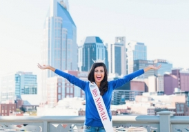 Milk and Honey Magazine interviewed Miss Nashville and former Miss America's Outstanding Teen on life, fitness, and faith.