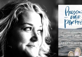 Milk and Honey Magazine interviews Christian author Shauna Niequist about her new book, Present Over Perfect! Check out her other books: Bread & Wine, Cold Tangerines, Bittersweet, and Savor!