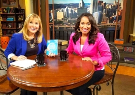 Milk and Honey Magazine interview with former 700 Club host Kristi Watts, author of new Christian book Talk Yourself Happy! The book discusses faith, hope, and love through Christ!