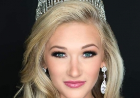 Milk and Honey Magazine article with Miss Wisconsin USA pageant winner Skylar on beauty advice, fashion tips, and confidence!