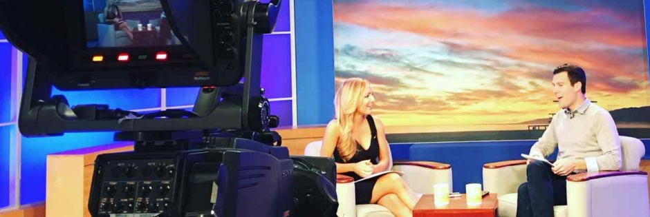 Milk and Honey Magazine interviews red carpet news anchor on her faith in Jesus and her life!