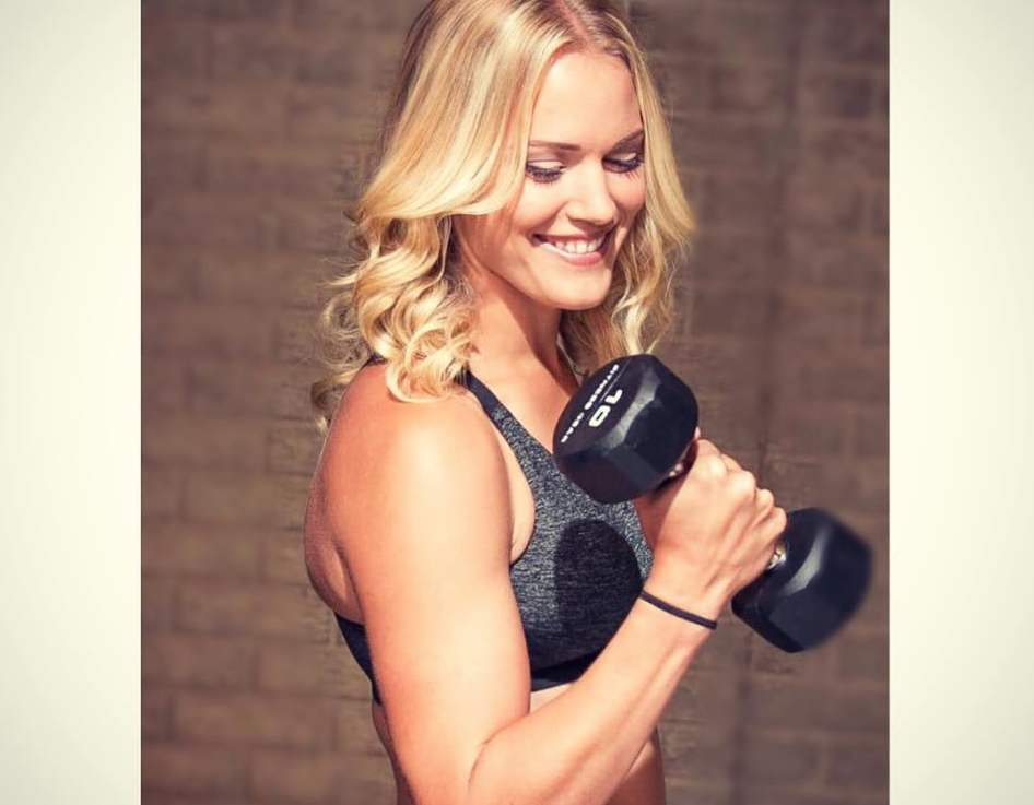 Milk and Honey Magazine's fitness and nutrition secrets with Amelia Andersen. She shares her passion for working out, eating healthy, and thinking POSITIVELY!