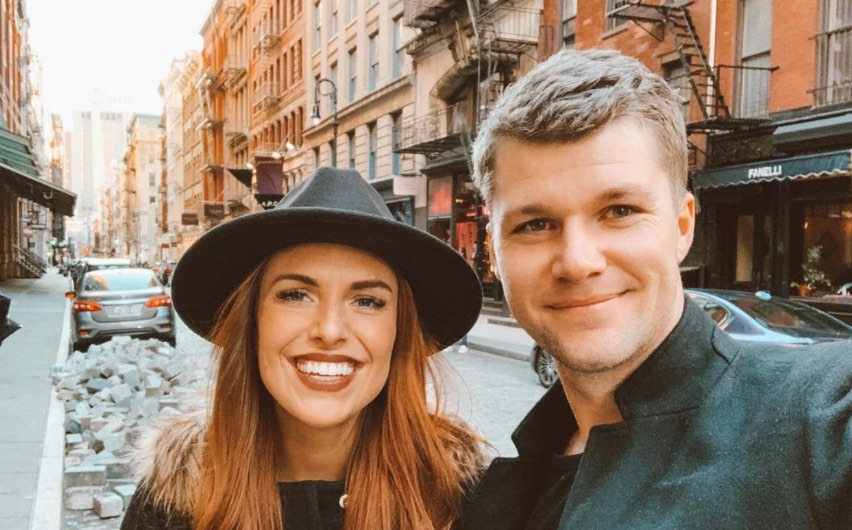 Milk and Honey Magazine interview with authors Jeremy and Audrey Roloff on their new Christian book, A Love Letter Life!