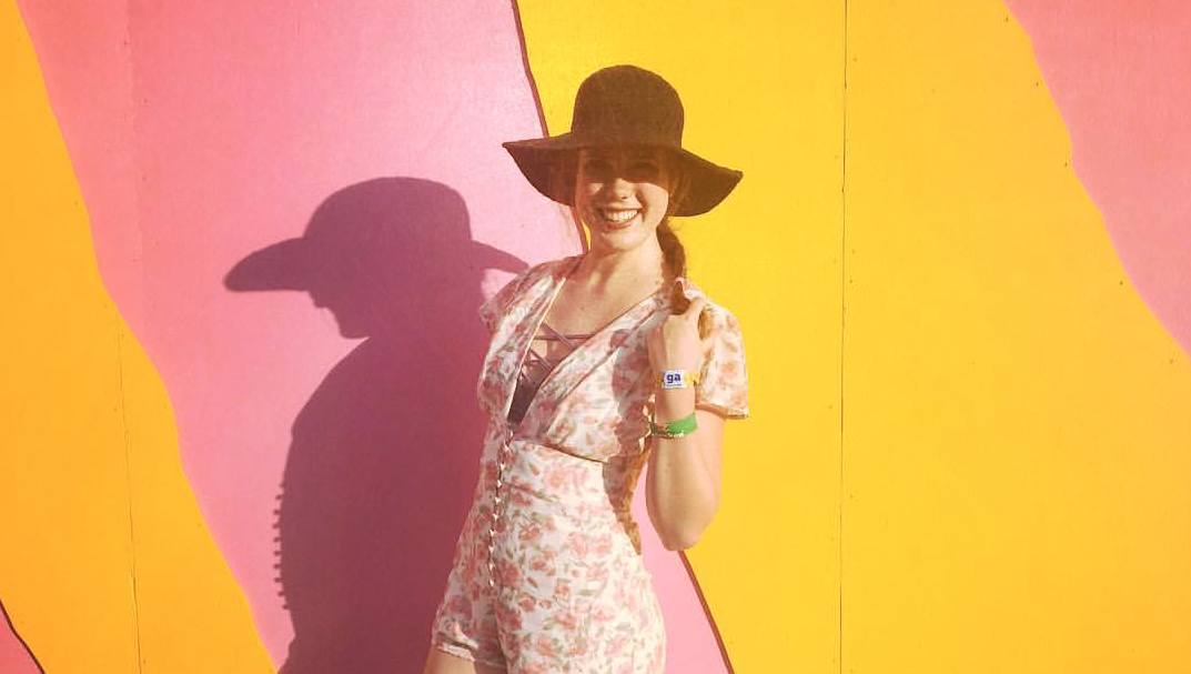 Milk and Honey Magazine's take on Easter at Coachella!